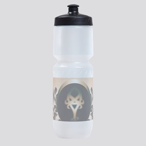 Insight, foresight rune Sports Bottle
