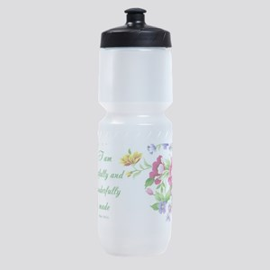 Fearfully and wonderfully made Sports Bottle