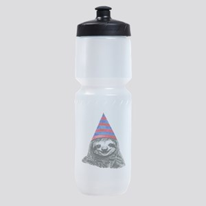 Party Sloth Sports Bottle