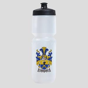 Kohler Family Crest Sports Bottle