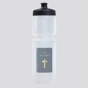 The Holy Bible Sports Bottle