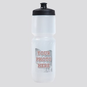 CUSTOM Your Photo Here Sports Bottle