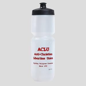 anti-christian Sports Bottle