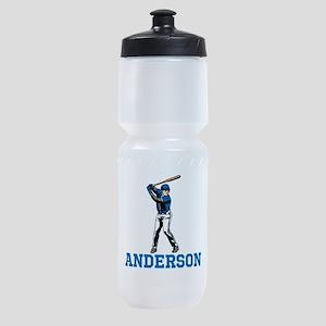 Personalized Baseball Sports Bottle