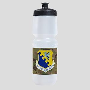 31st Fighter Wing Sports Bottle