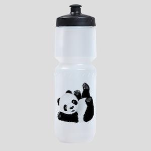 Baby Panda Sports Bottle