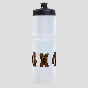 Off Road 4 X 4 Sports Bottle