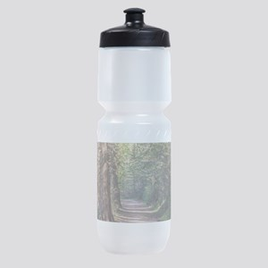 Afternoon in the Forest II Sports Bottle