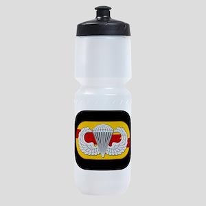 75th Ranger Airborne Sports Bottle