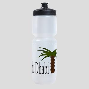 I love Abu Dhabi, amazing city! Sports Bottle