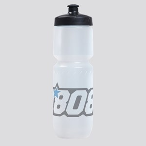 Hawaii 808 Aloha Patriot Sports Bottle