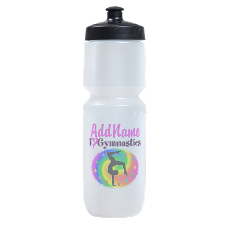 GYMNAST STAR Sports Bottle