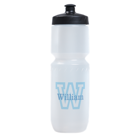 CUSTOM First Initial and Name Sports Bottle