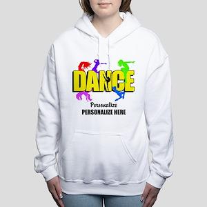 7cae9b90a Personalized Dance Women's Hoodies & Sweatshirts - CafePress