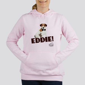 Frasier: Eddie The Dog Women's Hooded Sweatshirt