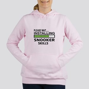 Please wait, Installing Women's Hooded Sweatshirt