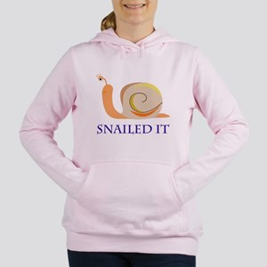 Snailed It Sweatshirt