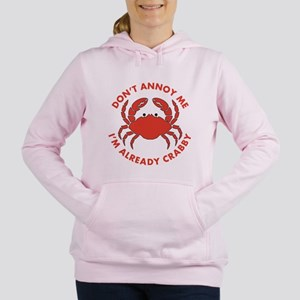 Dont Annoy Me Hooded Sweatshirt