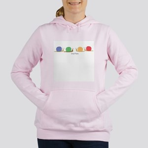 snail party Sweatshirt