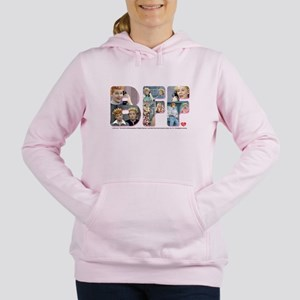 I Love Lucy: BFF Women's Hooded Sweatshirt