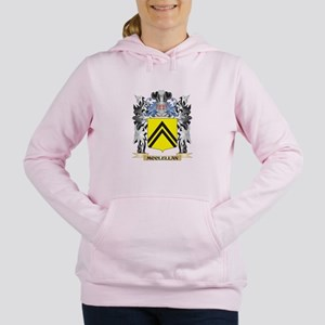 Mcclellan Coat of Arms - Women's Hooded Sweatshirt