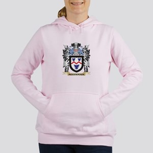 Mccormack Coat of Arms - Women's Hooded Sweatshirt