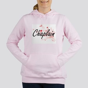 Chaplain Artistic Job De Women's Hooded Sweatshirt