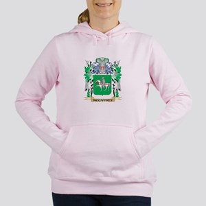 Mccaffrey Coat of Arms - Women's Hooded Sweatshirt