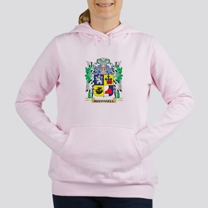 Mcconnell Coat of Arms - Women's Hooded Sweatshirt