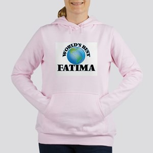 World's Best Fatima Women's Hooded Sweatshirt