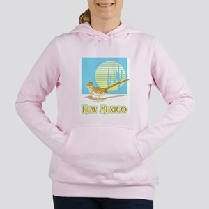 New Mexico Roadrunner Women's Hooded Sweatshirt
