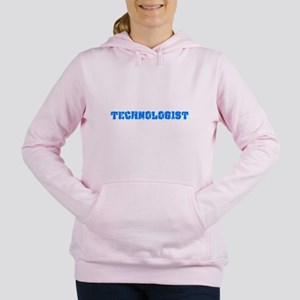 Technologist Blue Bold Design Sweatshirt