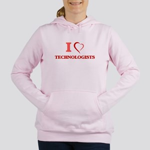 I love Technologists Sweatshirt