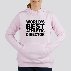 Worlds Best Athletic Director Women's Hooded Sweat