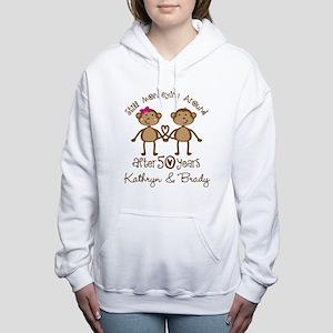 50th Wedding Anniversary Personalized Sweatshirt