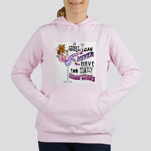 A Girl Can Never Have Too Many MARTINIS! Women's H