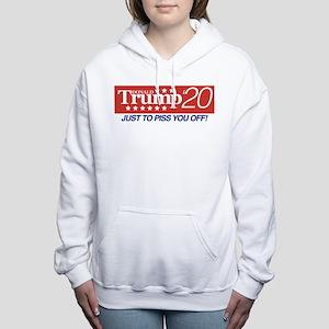 Donald Trump '20 Women's Hooded Sweatshirt