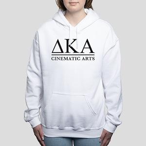 Delta Kappa Alpha Letter Women's Hooded Sweatshirt