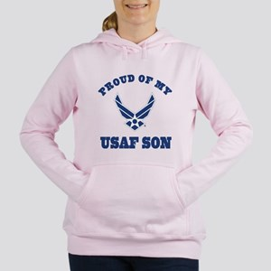 Air Force Son Proud Mom Dad Sweatshirt