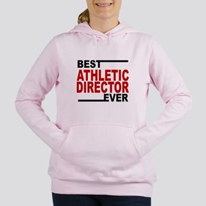 Best Athletic Director Ever Women's Hooded Sweatsh