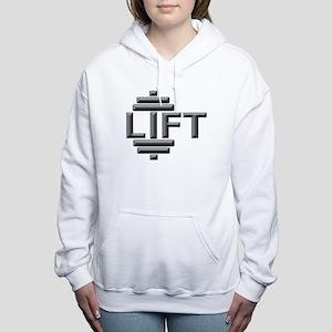 Lift Women's Hooded Sweatshirt