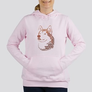 Malamute Word Sweatshirt