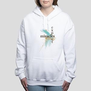 Expect Miracles Hoodie Sweatshirt