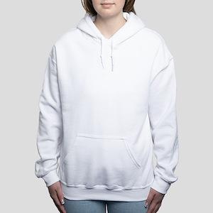 Torn Soccer Women's Hooded Sweatshirt