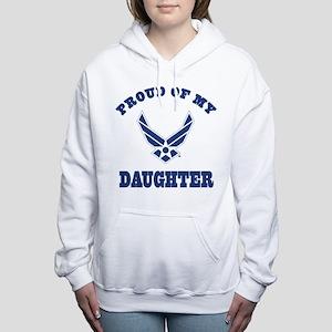 Air Force Daughter Proud Parent Sweatshirt