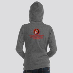 New Hampshire Motto Women's Hooded Sweatshirt