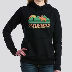 Gatlinburg Tennessee Women's Hooded Sweatshirt