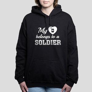 9bffda524 Army Couple Sweatshirts & Hoodies - CafePress
