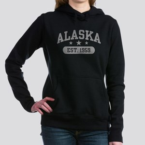 Alaska Est. 1959 Women's Hooded Sweatshirt