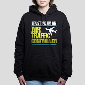 Air Traffic Controller Women's Hooded Sweatshirt